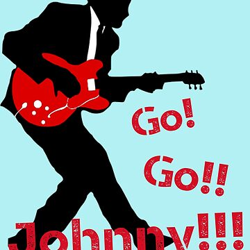 Chuck Berry: Go! Go! Johnny !!! by Inmigrant