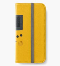Retro Gamer, Pocket Classic  iPhone Wallet/Case/Skin