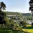 Lyme Regis Landscape by ScenicViewPics