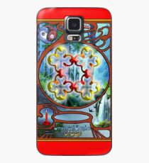 The Language of Light Symbol of Peaceful Bliss Case/Skin for Samsung Galaxy