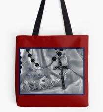 Spiritual Bouquet Greeting Card and more Tote Bag