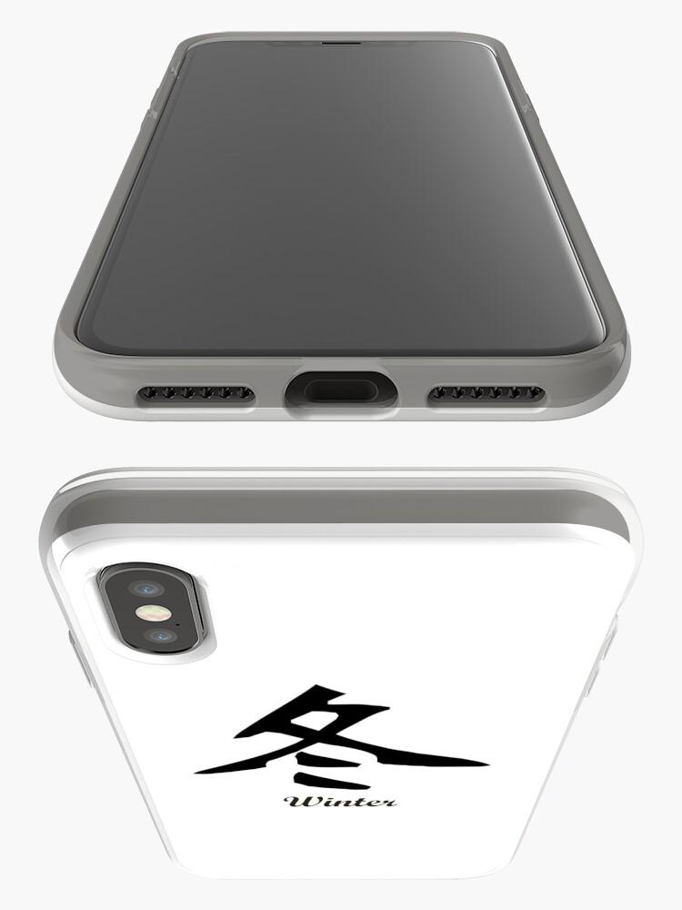 Alternative Ansicht von Chinesisch Winter iPhone-Hülle & Cover