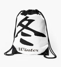 Chinesisch Winter Turnbeutel