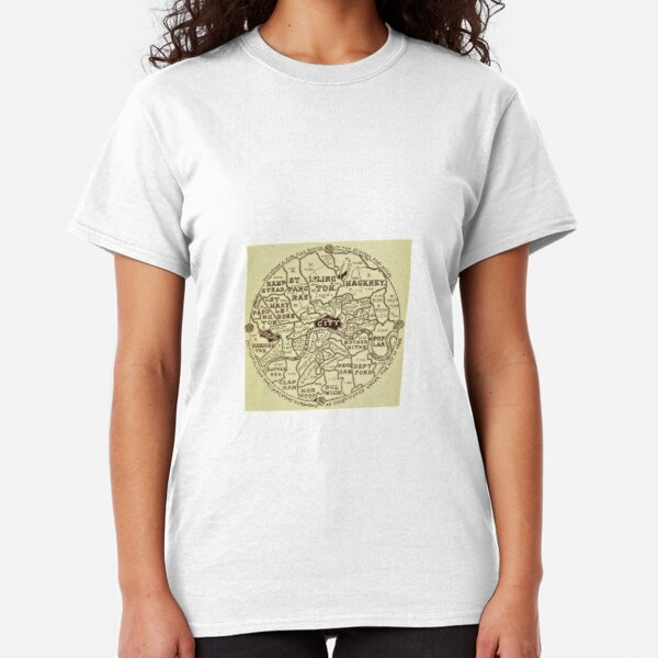 Old London Calling 1885 Classic T-Shirt