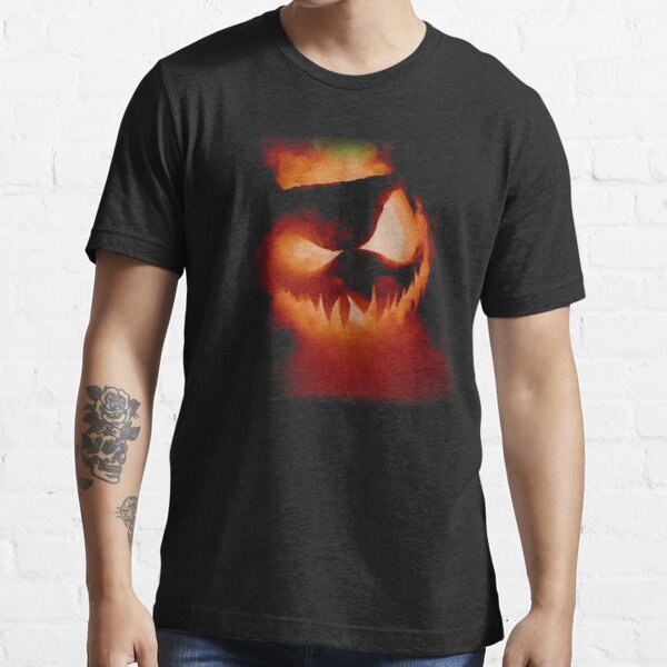 Scary Halloween Jack O'Lantern Essential T-Shirt