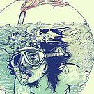 Underwater Breathing Apparatus by Rainvelle Gemperoa