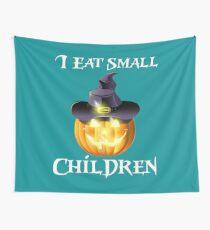 Tela decorativa Traje de Halloween de la camisa de calabaza, yo como niños pequeños, camisa de los hombres divertidos