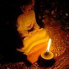 Buddha Light by redwave