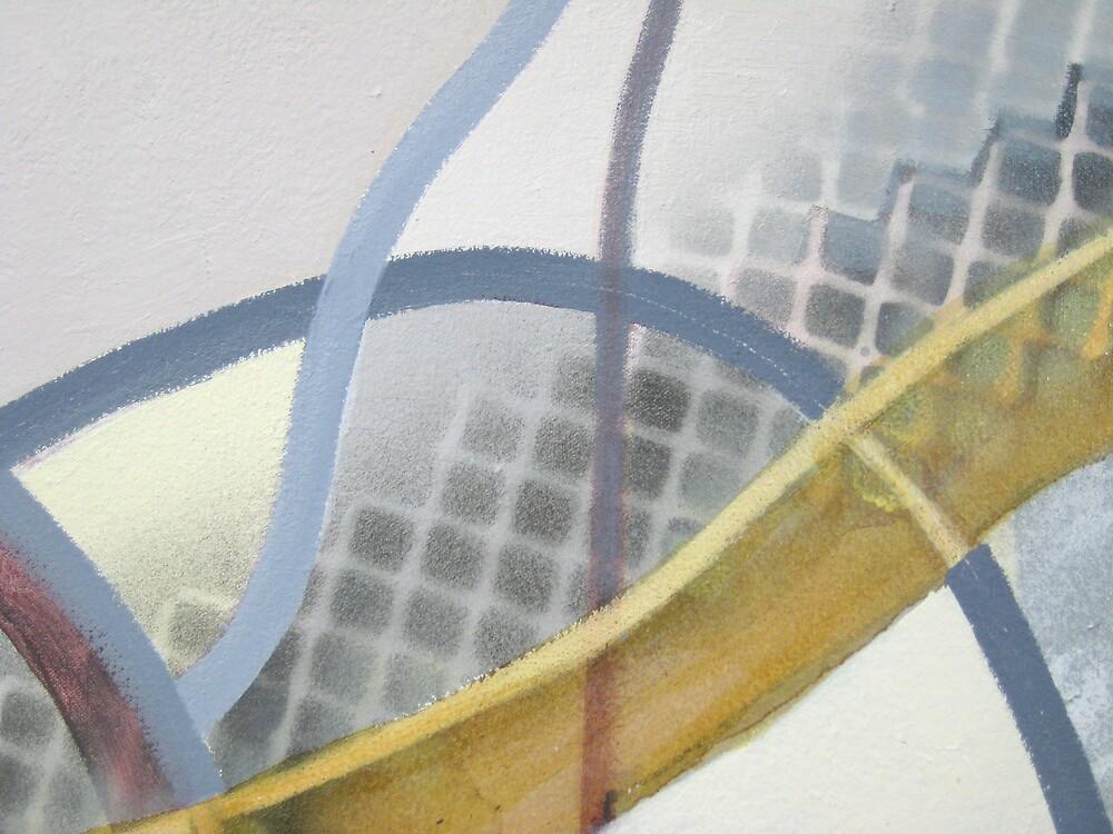 Flotsam and Jetsam #5 detail#1 by zoe trap