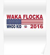Waka Flocka Poster