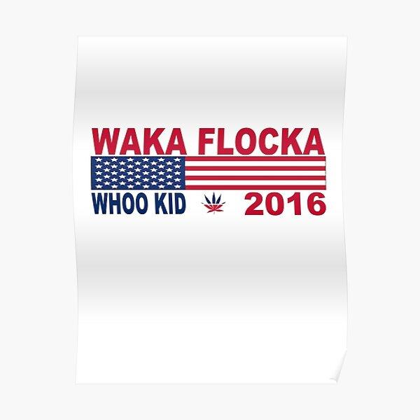 Waka Waka Posters Redbubble