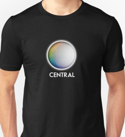 Central Television retro TV logo for the Midlands T-Shirt