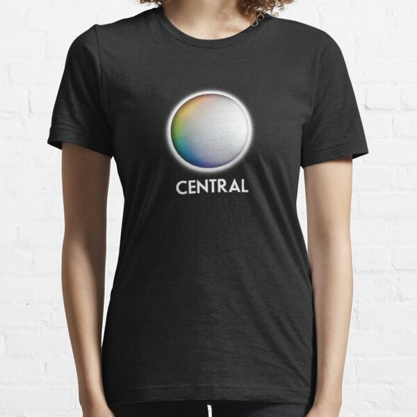 Central Television retro TV logo for the Midlands Essential T-Shirt