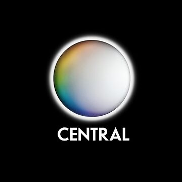 Central Television retro TV logo for the Midlands by unloveablesteve