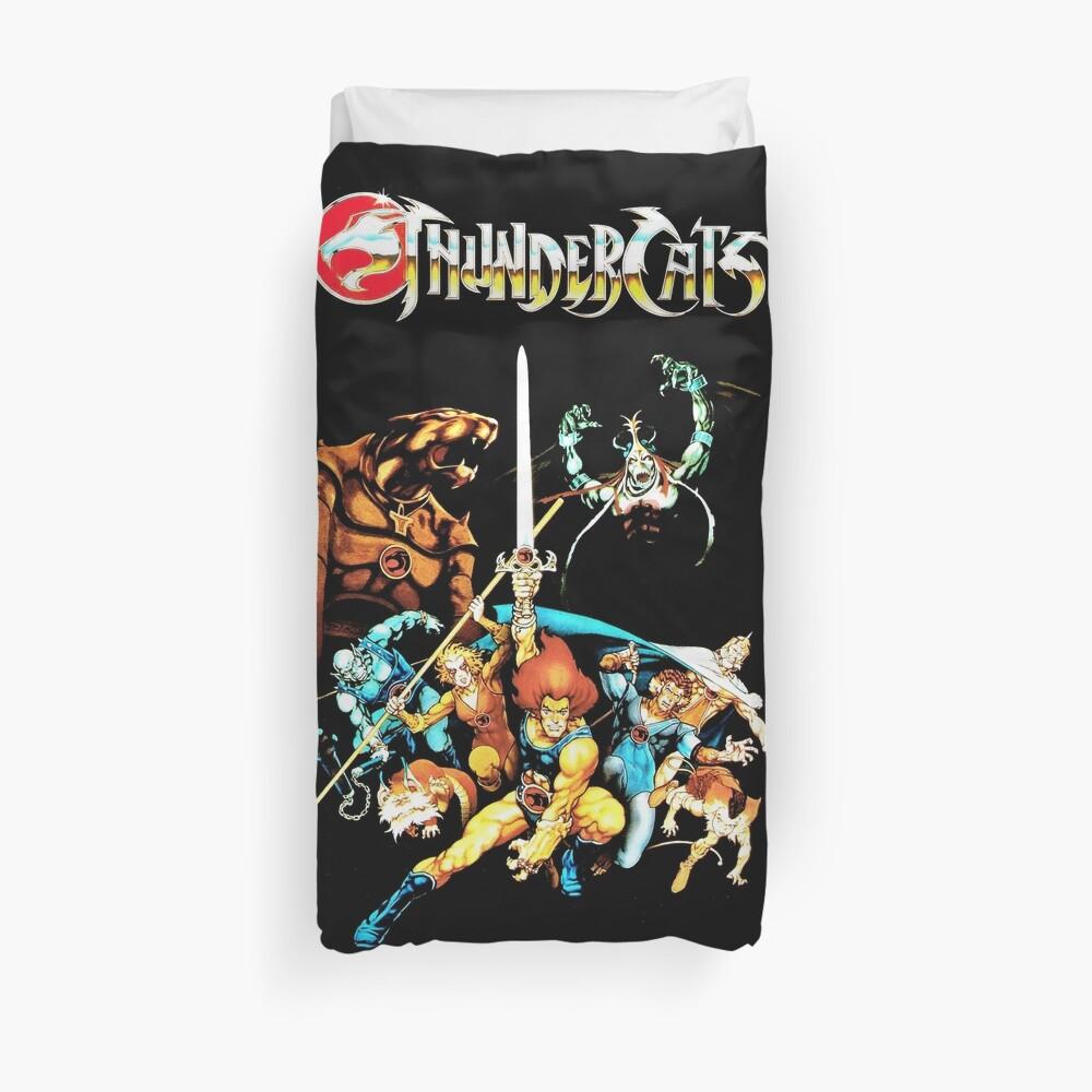 Thundercats - Das ursprüngliche Bild Bettbezug