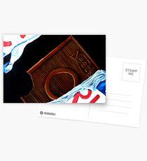 Crunch Postcards