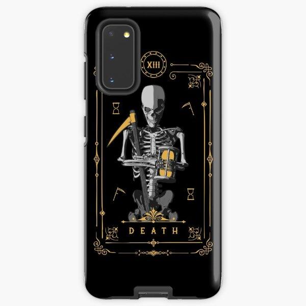 Death XIII Tarot Card Samsung Galaxy Tough Case