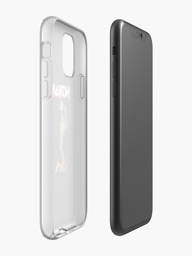 étui iphone xs gucci , Coque iPhone «Squelette de mode Chanel», par Profashionall