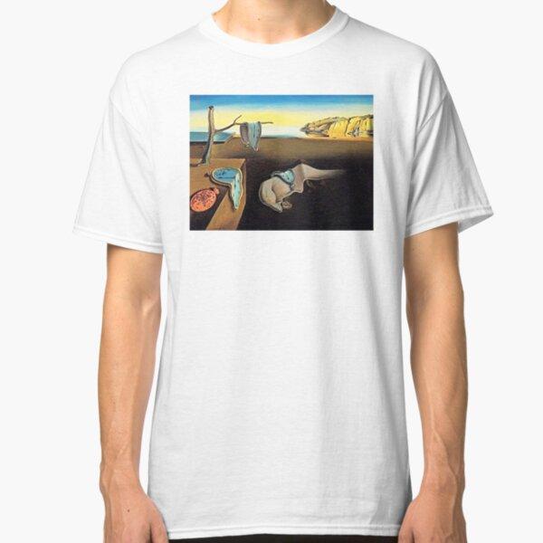 DALI, Salvador Dali, The Persistence of Memory, 1931. Classic T-Shirt
