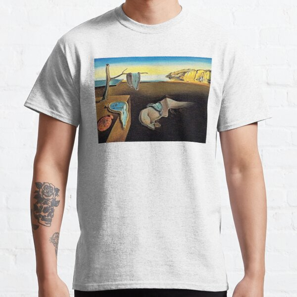 DALI, Salvador Dali, The Persistence of Memory, 1931. Classic T-Shirt