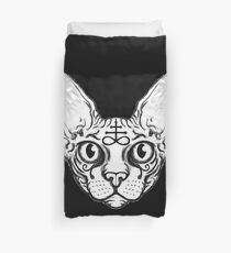 Sphinx Cat Duvet Cover