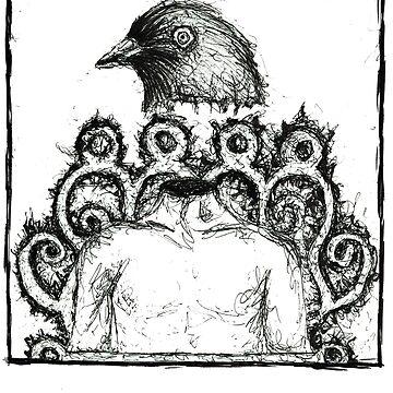Hereditary King Paimon  by BGauntlett