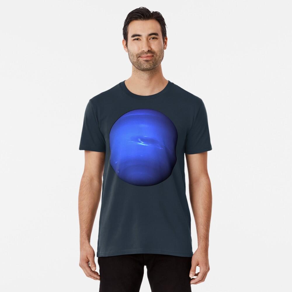 Neptune, Great Dark Spot, Voyager 2 Premium T-Shirt