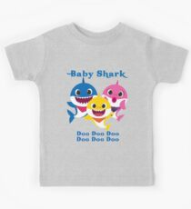 Baby Shark Doo Doo Doo Kids Gift  Kids Tee