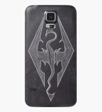Chalk Dragon Spiritit Case/Skin for Samsung Galaxy