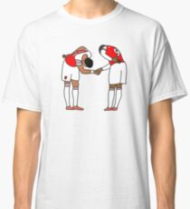 Aubameyang and Lacazette Classic T-Shirt