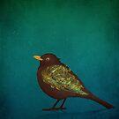 Camouflage: The Blackbird by Sybille Sterk