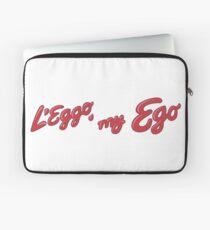 Leggo my ego Laptop Sleeve