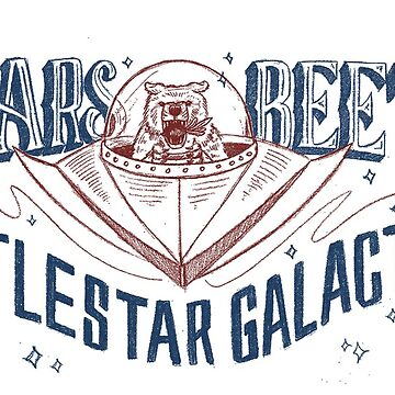 Bears, Beets, Battlestar Galactica by mscarlett