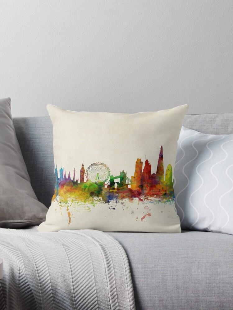 «Londres Inglaterra Skyline» de Michael Tompsett