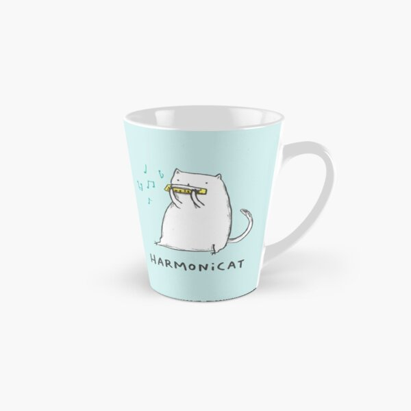 Harmonicat Tall Mug
