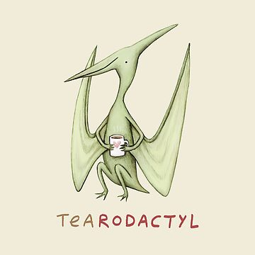 Tearodactyl by SophieCorrigan
