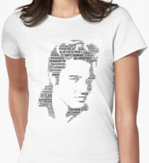 Elvis Presley - 1 Women's Fitted T-Shirt