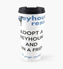 Gain a Friend Travel Mug