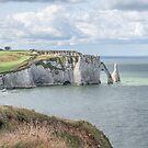 Etretat Cliffs by 29Breizh33