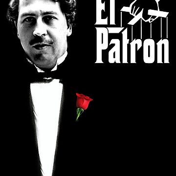 The Godfather El Patron  by LeoZitro