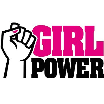 Girl power - feminist emancipation - power lifting - nail polish - nail stylist - artist by LaundryFactory