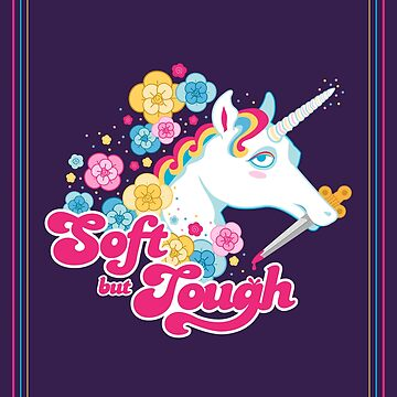 Soft but Tough by murphypop