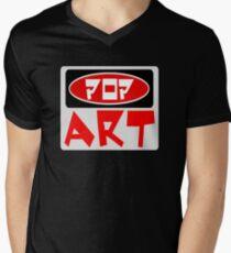 POP ART, FUNNY DANGER STYLE FAKE SAFETY SIGN T-Shirt