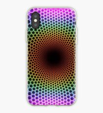 Circles over the circles iPhone Case