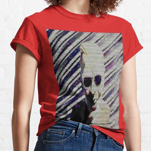 Max Headroom Broadcast Hack Classic T-Shirt