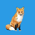 You Sly Fox by greymountpress