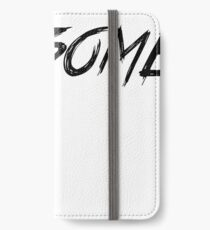 """Print """"AWESOME""""  iPhone Wallet/Case/Skin"""