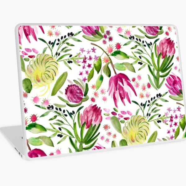 Protea Bloom Floral Laptop Skin