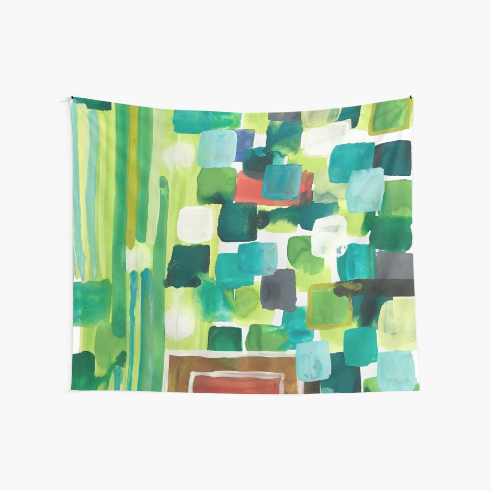 Verde Wall Tapestry