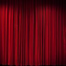 The Red Curtain by crystalliora